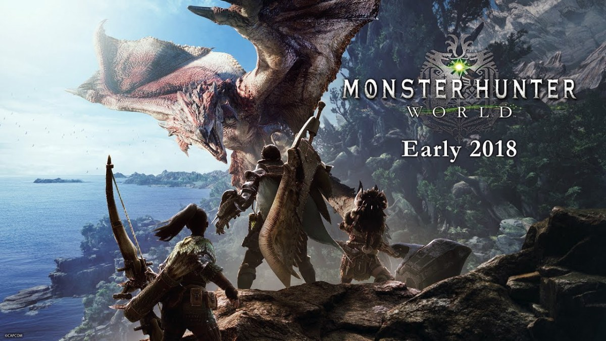 Monster Hunter: World adds Quality of Life Changes for New and OldPlayers
