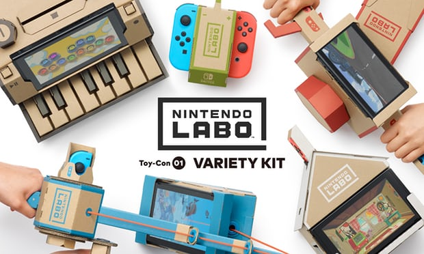 Everything you need to know about NintendoLabo