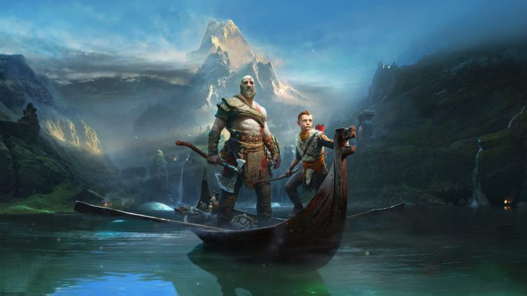 God of War becomes PlayStation 4's fastest selling game