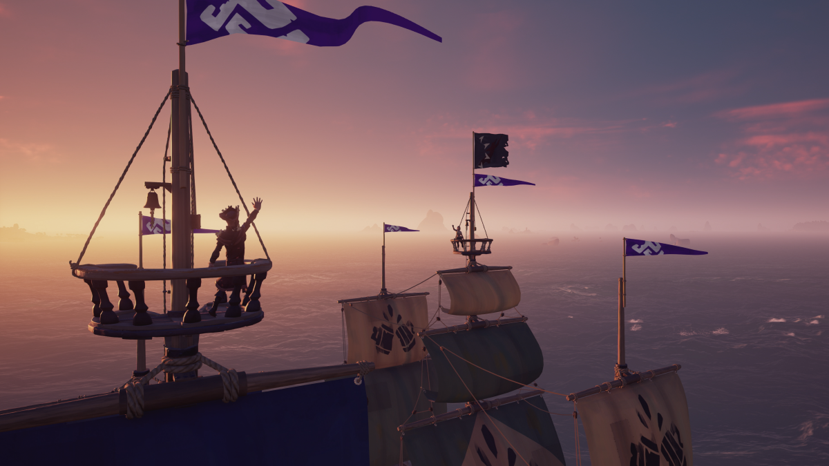 Sea of Thieves' Player Pool Expands
