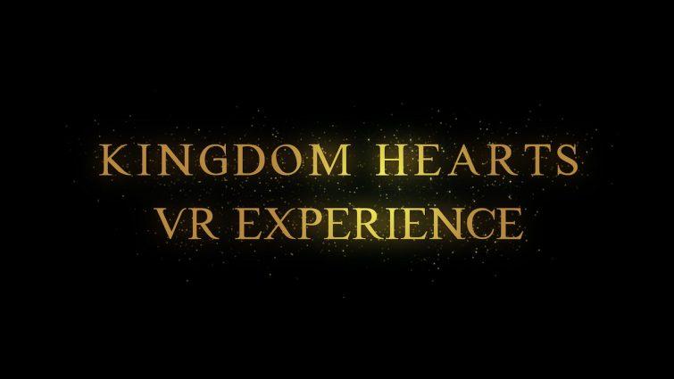 Kingdom Hearts VR announced for the HolidaySeasons