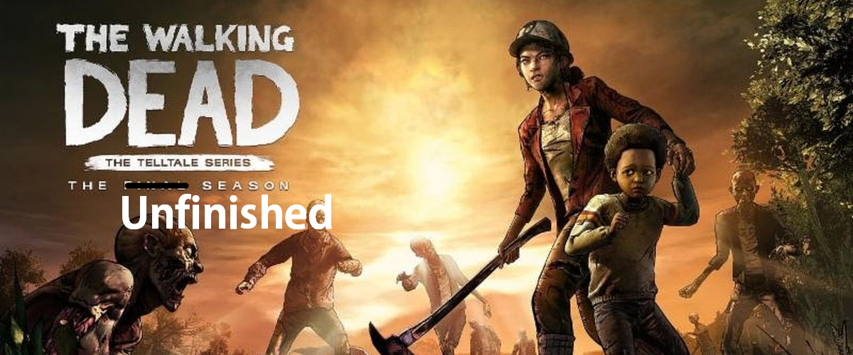 TellTale Studio Closes Down and Leaves The Walking Deadunfinished