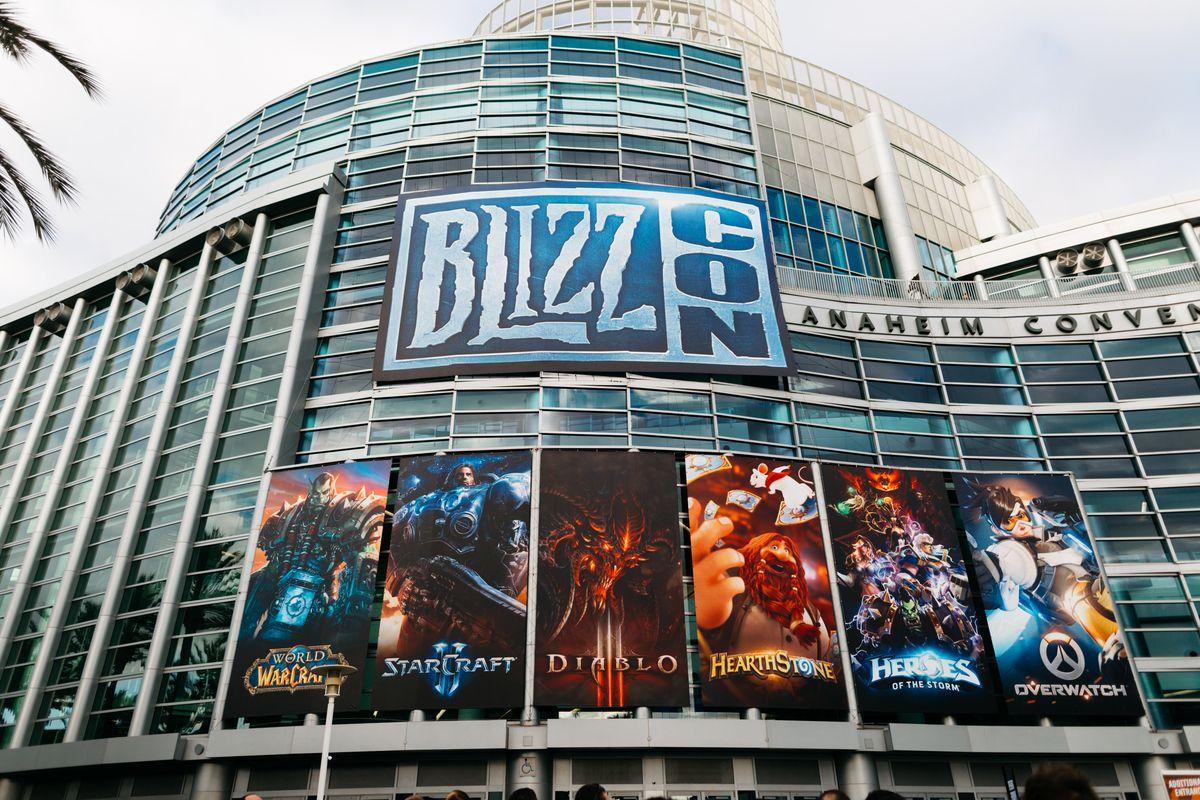 BlizzCon ANNOUNCEMENTS!