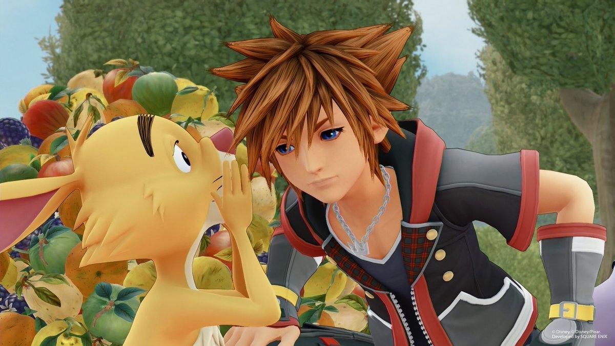 Kingdom Hearts 3 goesGold!