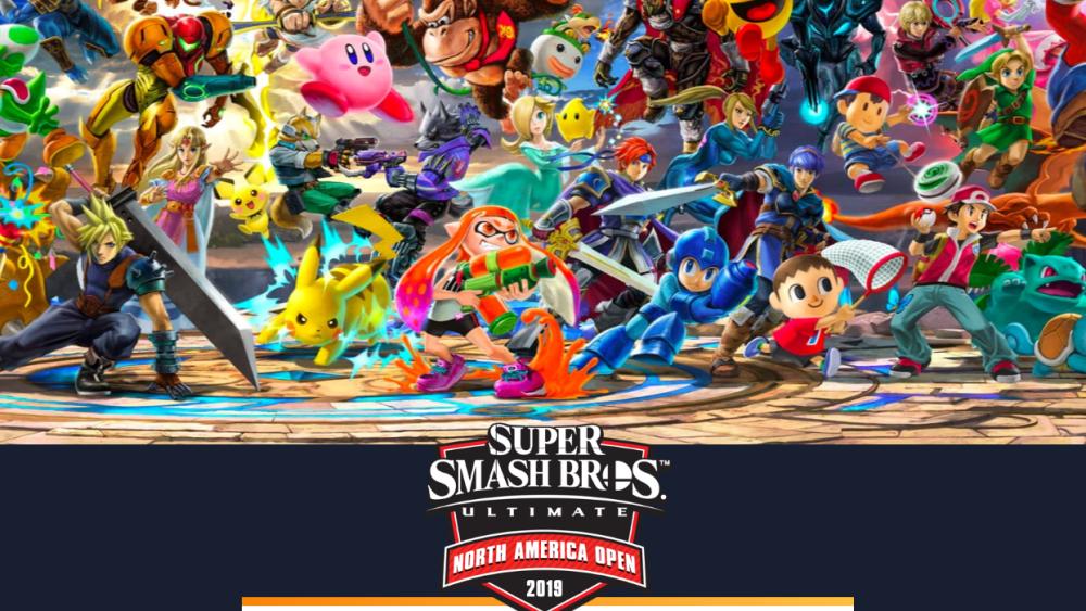 TL;DR Nintendo announces Super Smash Bros. Ultimate and Splatoon 2 OnlineTournament