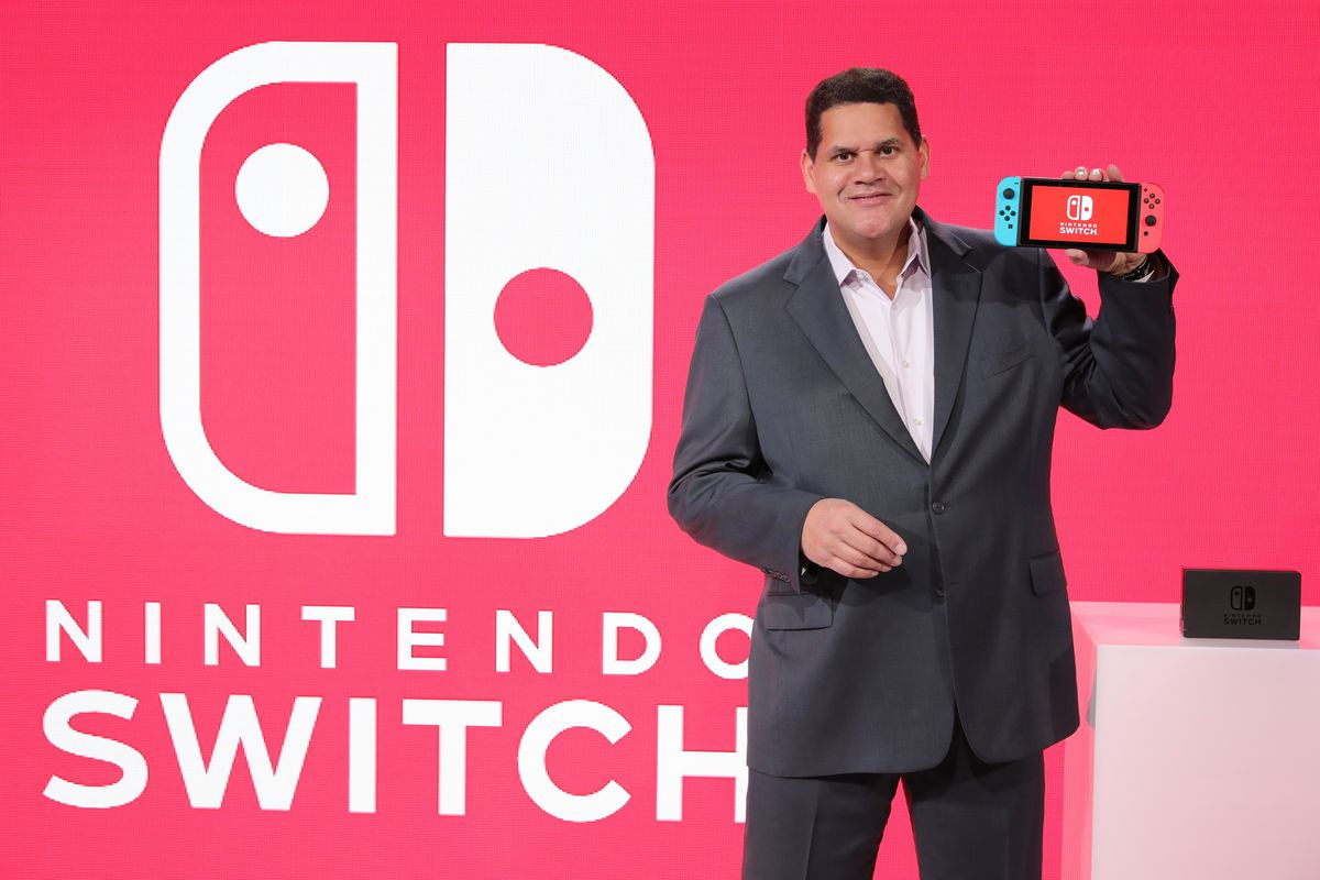 Reggie Fils-Ame will retire as Nintendo of America's President