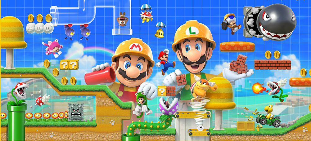 Super Mario Maker 2 Restrictions for Online Play