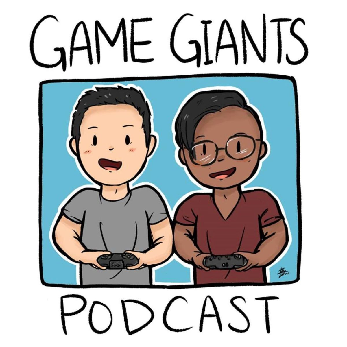 Game Giants Podcast Ep: 28.5 – The Game Awards