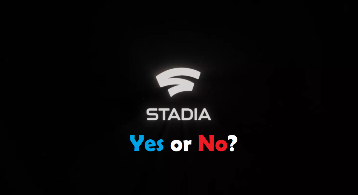 GG EP 12.5: The Pros and Cons ofStadia