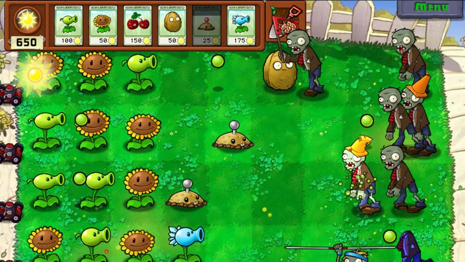 Plants vs Zombies 3 Pre-Alpha is Out to Play