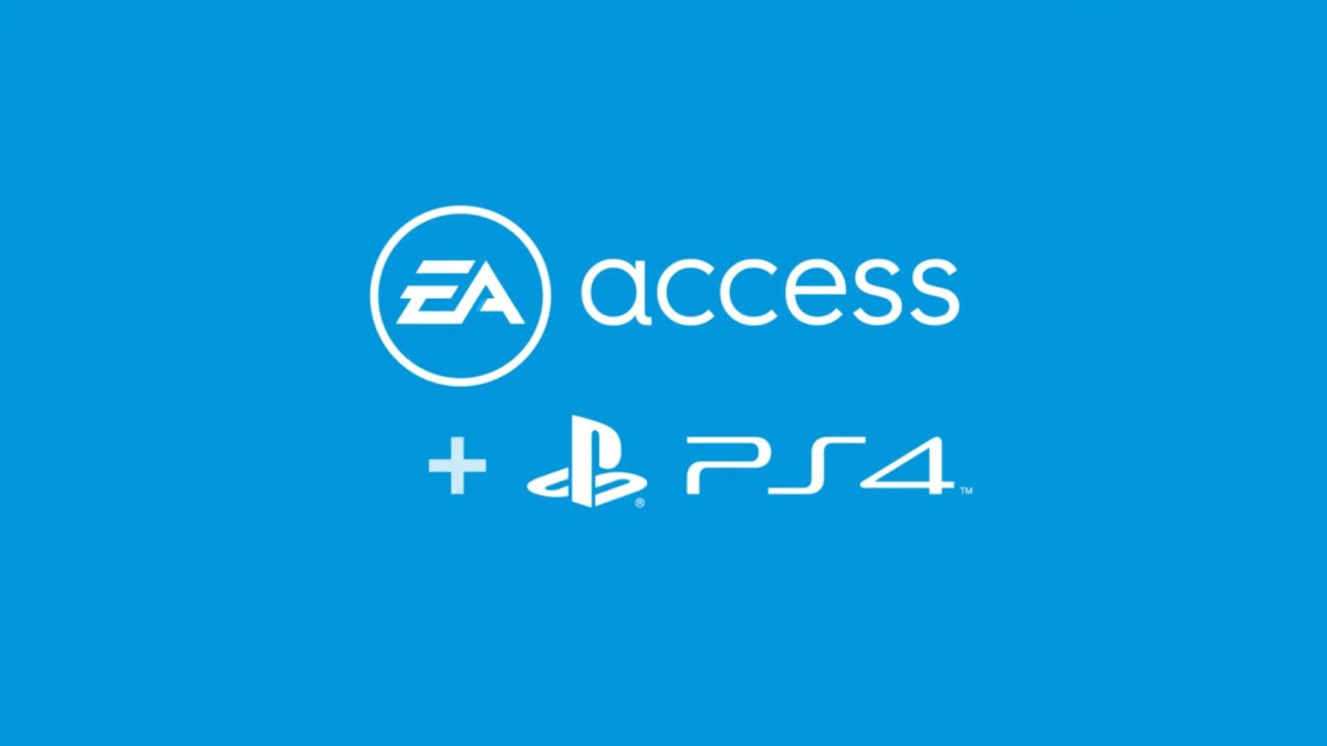 EA Access is Coming to PlayStation