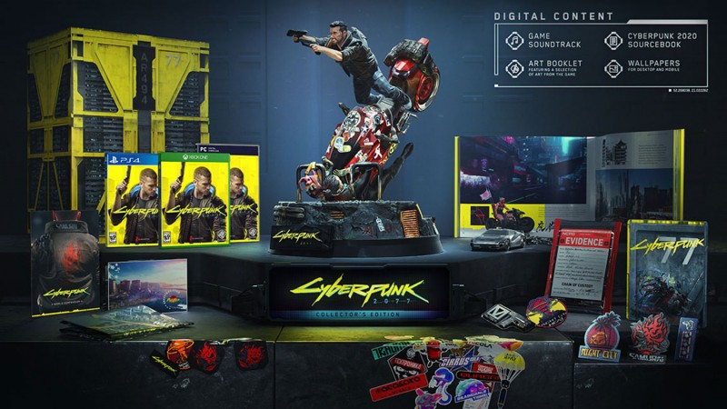 Cyberpunk 2077 release date for2020
