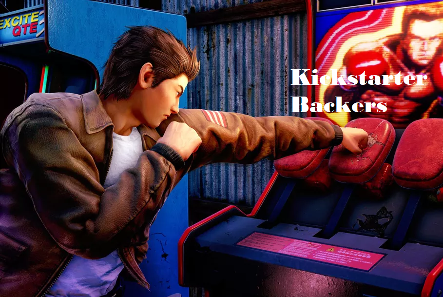 Shenmue 3 Backers are GettingRefunds