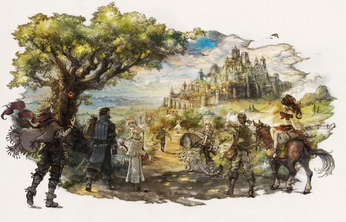 Octopath Traveler confirmed for PC Release on June7, 2019