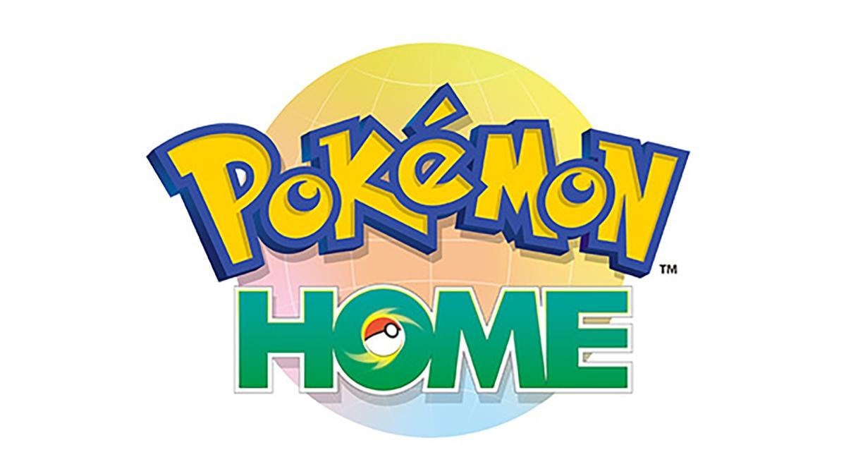 Pokemon Home DetailsReleased