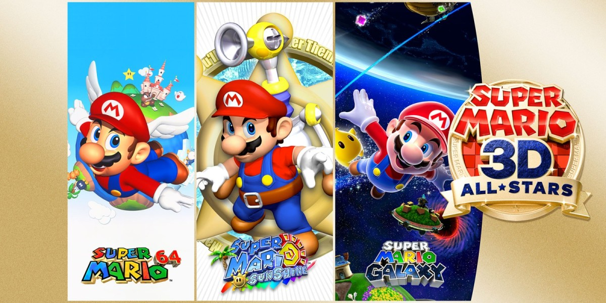Why is Super Mario 3D All-Stars only Available until March 31st?