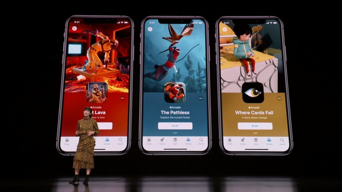 Apple Arcade – Apple's Game Subscriptions for all AppleDevices